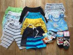 Лот одежды на мальчика 1-2 года! Торги с рубля!. Рост: 86-98 см