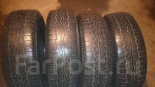 Bridgestone Dueler H/T D687. Летние, 2011 год, износ: 10%, 4 шт
