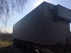 Одаз 9385. Полуприцеп одаз 9385 (фургон-термос с обогревом), 14 000 кг.