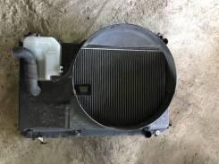 Радиатор охлаждения двигателя. Toyota Verossa, JZX110 Toyota Mark II, JZX115, JZX110 Двигатель 1JZFSE