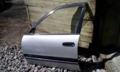 Дверь боковая. Toyota Sprinter Carib, AE115G Двигатель 7AFE