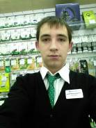 Администратор-бармен. Среднее образование, опыт работы 1 год