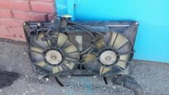 Радиатор охлаждения двигателя. Toyota Altezza Двигатель 2JZGE