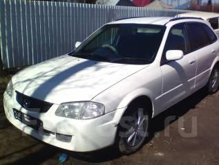 Mazda Familia. BJ5W
