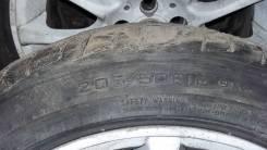 Bridgestone 613V. Летние, износ: 30%, 4 шт
