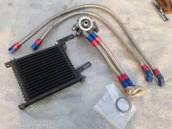 Радиатор масляный. Mitsubishi Lancer Двигатели: 1, 5, MIVEC