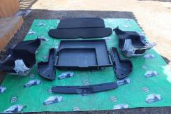 Обшивка багажника. Toyota Corolla Fielder, NZE141, NZE141G, NZE144, NZE144G, ZRE142, ZRE142G