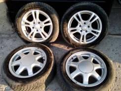 Продам колёса, шины и диски вместе на 16. 7.0x16 5x114.30