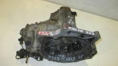 Механическая коробка переключения передач. Mazda 323