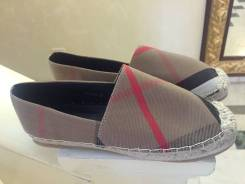 Женская Обувь (в стиле Burberry). 38