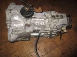 Механическая коробка переключения передач. Mercedes-Benz