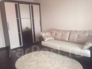 1-комнатная, улица Краснореченская 193. Индустриальный, частное лицо, 48 кв.м.