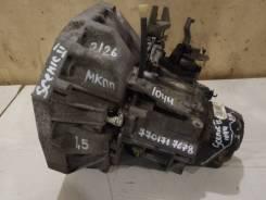 Механическая коробка переключения передач. Renault Scenic Двигатель K9K