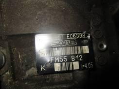 Механическая коробка переключения передач. Saab 9-5