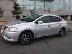 Nissan Sentra. вариатор, передний, 1.6 (117 л.с.), бензин, 4 000 тыс. км