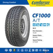 Comforser CF1000. Грязь AT, 2017 год, без износа, 4 шт