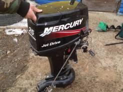Mercury. 25,00л.с., 2х тактный, бензин, нога S (381 мм), Год: 2015 год