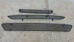 Сетка для стяжки багажа. Mitsubishi Outlander, GF3W, GF2W Двигатели: 4B11, 4B12