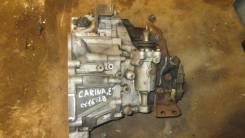 Механическая коробка переключения передач. Toyota Carina E
