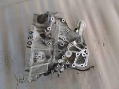 Механическая коробка переключения передач. Toyota Yaris