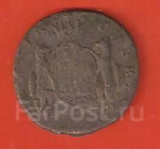 1 копейка 1771 г. Сибирская монета. Царская Россия.