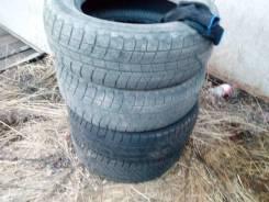 Bridgestone B250. Зимние, без шипов, износ: 50%, 4 шт