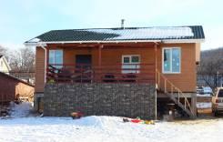 Продам новый дом на Золотарях. Береговая, р-н Золотари, площадь дома 90 кв.м., скважина, электричество 15 кВт, отопление твердотопливное, от частного...