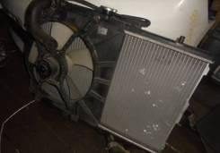 Радиатор охлаждения двигателя. Mazda Familia, BG6R, BF5S, VY12, BFTP, BG5P, WHNY11, BF6M, WHY10, WFNY10, BVHNY11, BJFP, VSY10, BJ5W, BG6Z, BFMR, BF7V...