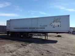 Brandt extertal рефрижератор, 1991. Продам полуприцеп фургон, рефрижератор-тушевоз, 20 000 кг.