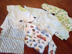 Кофточки для новорожденного. Рост: 50-60, 60-68 см