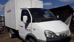 ГАЗ 3302. Газ Газель 270710 грузовой-фургон, 2 285 куб. см., 3 500 кг.