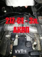 ГАЗ 3302. Газель 3 л. 2JZ - GE, АКПП, 3 000 куб. см., 3 500 кг.