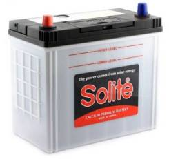Solite. 50 А.ч., производство Корея