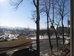 5-комнатная, проспект 100-летия Владивостока 30. Столетие, частное лицо, 90кв.м. Вид из окна днём