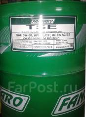 Fanfaro. Вязкость 5W-30, полусинтетическое