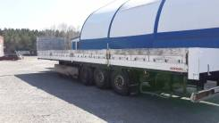 Kogel SN24. Прицеп бортовой, 20 000 кг.