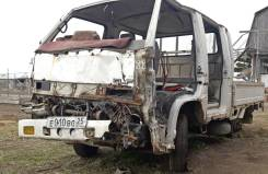 Isuzu Elf. Продам грузовик (2-х кабиник), 2 800 куб. см., 800 кг.