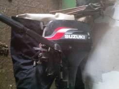 Suzuki. 15,00л.с., 2х тактный, бензин, нога S (381 мм), Год: 2004 год