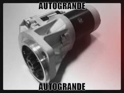 Стартер. Nissan: Terrano, Atlas, Mistral, Elgrand, Datsun, Caravan, Terrano Regulus Двигатели: QD32TI, TD27TI, QD32ETI, TD27, TD27ETI, TD27T, QD32, TD...