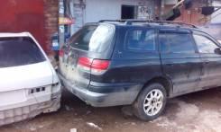 Дверь багажника. Toyota Caldina, ST195G Двигатель 3SGE
