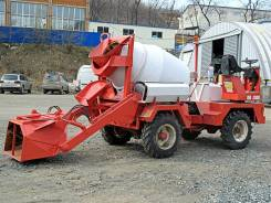 Merlo. БРУ - самоходный миксер-бетонозавод DB2000, 1 500 куб. см., 2,00куб. м.