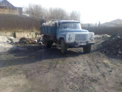ГАЗ 3507. Саз 3507 самосвал, 4 300куб. см., 4 500кг., 4x2