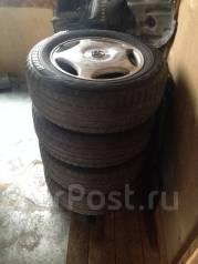 Недорогой комплект зимних колес 225/60R16 (Toyota Celsior). 6.5x16 5x114.30
