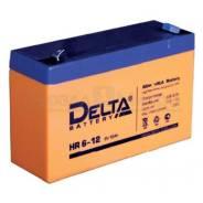 Аккумуляторные батареи 6 и 12В. 12 А.ч.