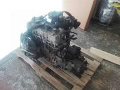 Механическая коробка переключения передач. Nissan Almera, N16 Двигатель QG15DE