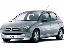Peugeot 206. 2A C, TU3A