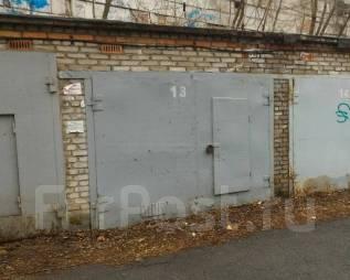 Гаражи капитальные. улица Башидзе 16, р-н Первая речка, 17кв.м., электричество, подвал. Вид снаружи