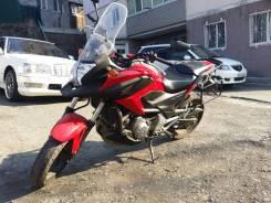 Honda NC 700X. 700 куб. см., исправен, птс, с пробегом
