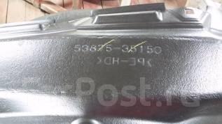 Подкрылок. Toyota 4Runner, GRN280, GRN285 Двигатель 1GRFE