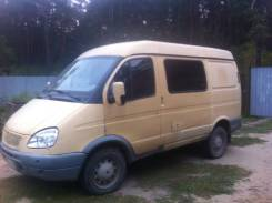 ГАЗ Соболь. Соболь фургон 2006 года., 2 445 куб. см., 3 места